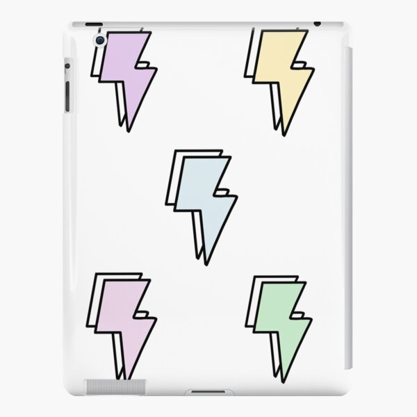 Aesthetic Lightning Pack iPad Snap Case