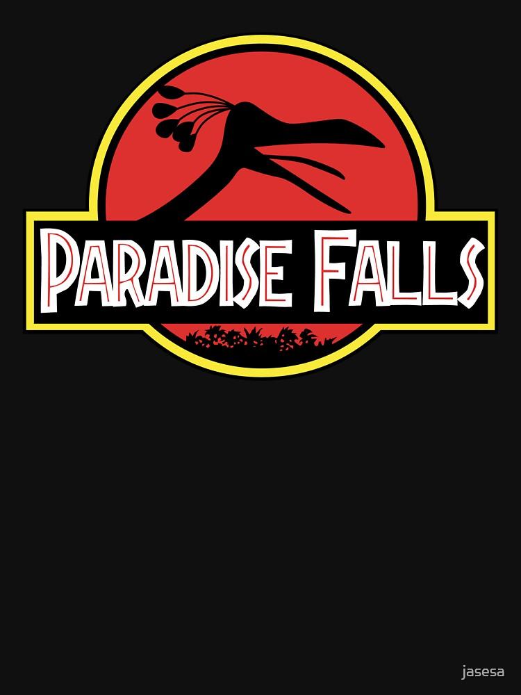 Paradise Falls | Unisex T-Shirt