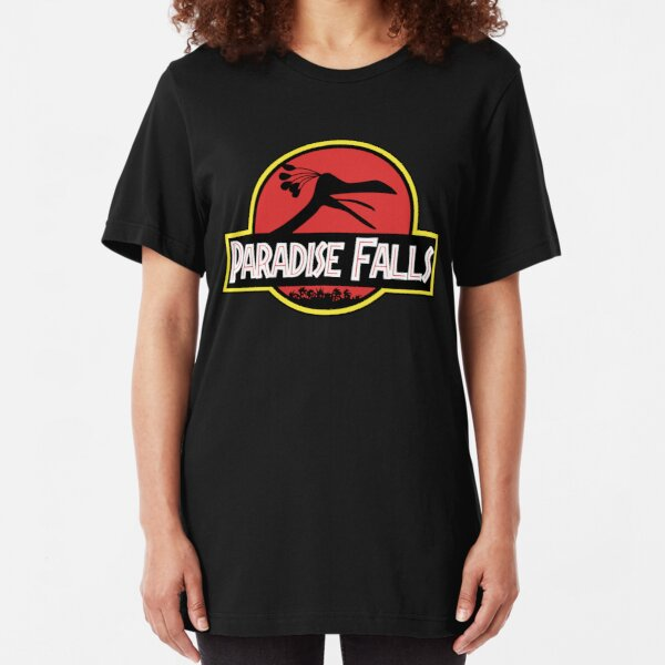 Paradise Falls Slim Fit T-Shirt