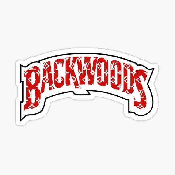 backwoods louis v Sticker