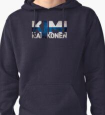 Kimi Raikkonen - Finnish Flag Pullover Hoodie