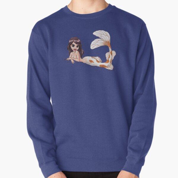 Mermaid Pullover Sweatshirt