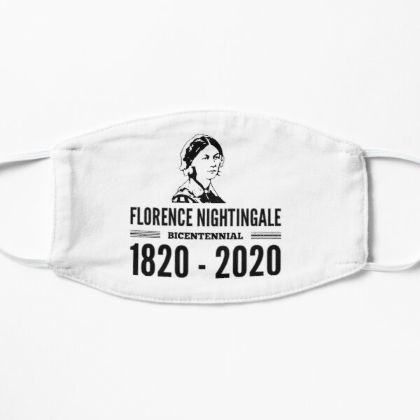 Florence Nightingale Bicenennial (200th) Anniversary  Mask