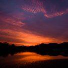 Lake Junaluska Reflections by JKKimball