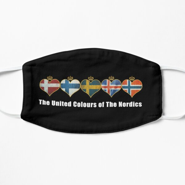 The United Colours of The Nordics Mask