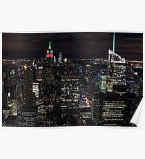 New York, New York! Poster