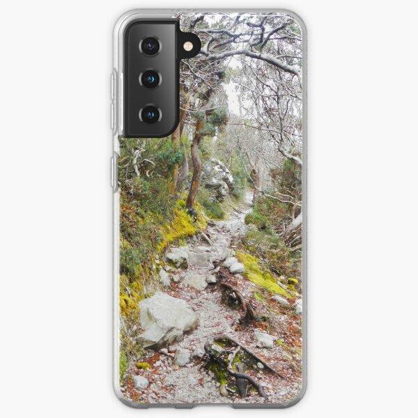 Winter Walk, Wilsons Promontory Samsung Galaxy Soft Case