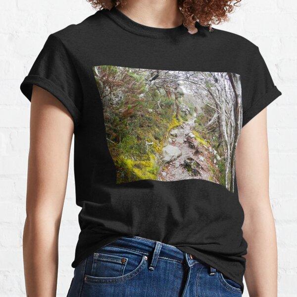 Winter Walk, Wilsons Promontory Classic T-Shirt