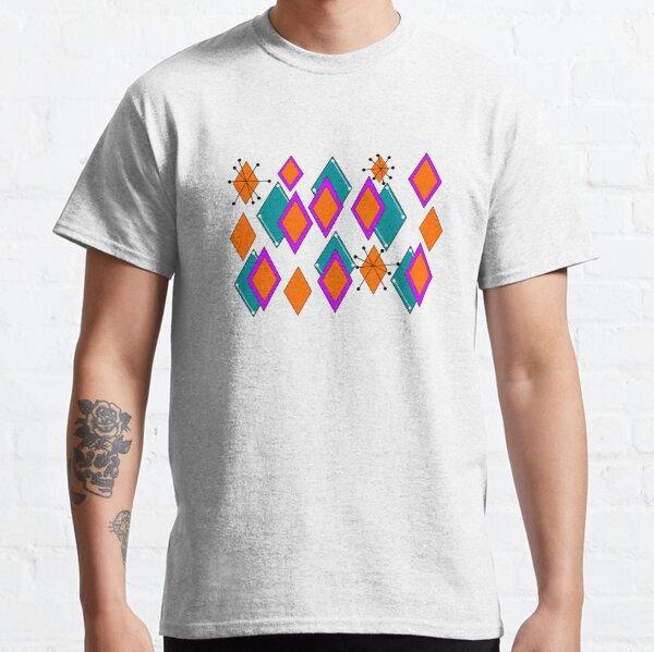 Mid Mod Diamonds Classic T-Shirt