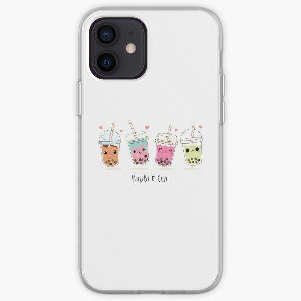 Bubble Tea iPhone Soft Case