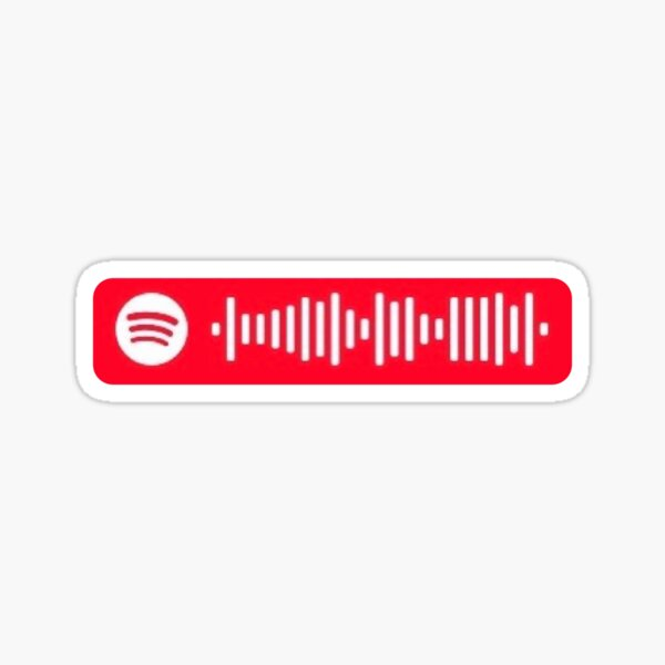 Thème Pirates des Caraïbes Spotify Sticker
