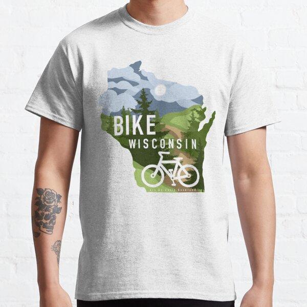BIKE WISCONSIN Classic T-Shirt