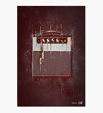DARK AMPLIFIER Photographic Print