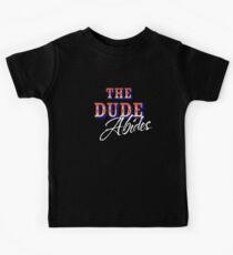 The Big Lebowski - The Dude Abides Kids Clothes