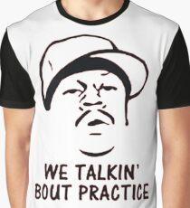 Allen Iverson Practice Graphic T-Shirt