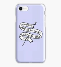 For Him - Troye Sivan iPhone Case/Skin