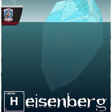 Titanic Heisenberg by D-AF-T