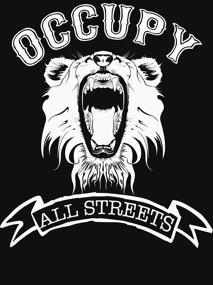 Occupy All Streets | Unisex T-Shirt