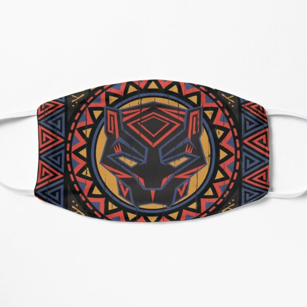Dark Panther Tribal Edition Flat Mask