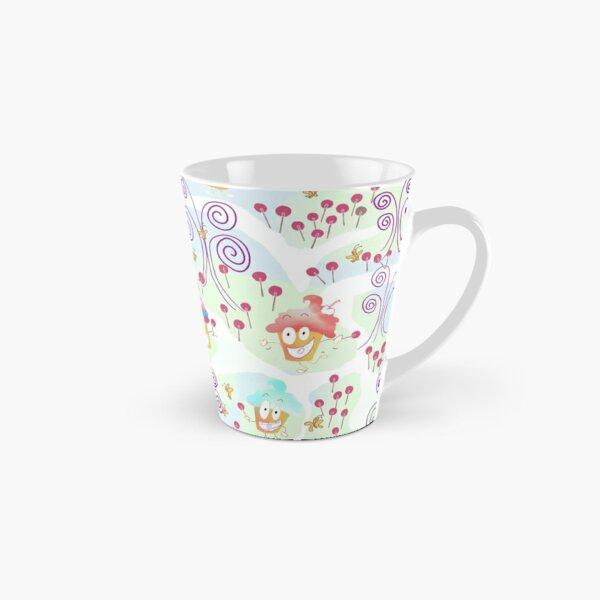 Cupcake Pastoral Tall Mug