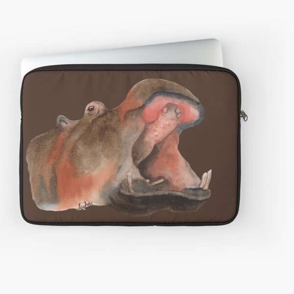 Hungry Hippo Laptop Sleeve