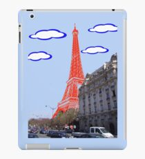 Vinilo o funda para iPad Eiffel Tower - Real to Imaginary