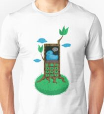 sleeping bird Unisex T-Shirt