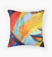 """Sentiment"" Throw Pillow"