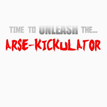 Kickulator by DukeAndScruff
