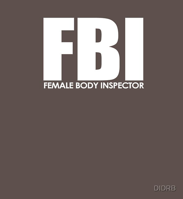Female Body Inspector von DIDRB