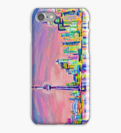 Toronto Skyline iPhone Case/Skin