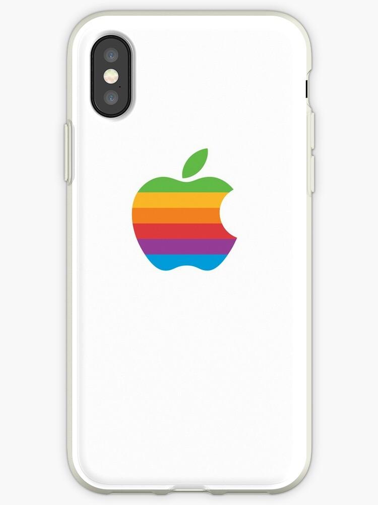 Retro apple logo  by zman2502