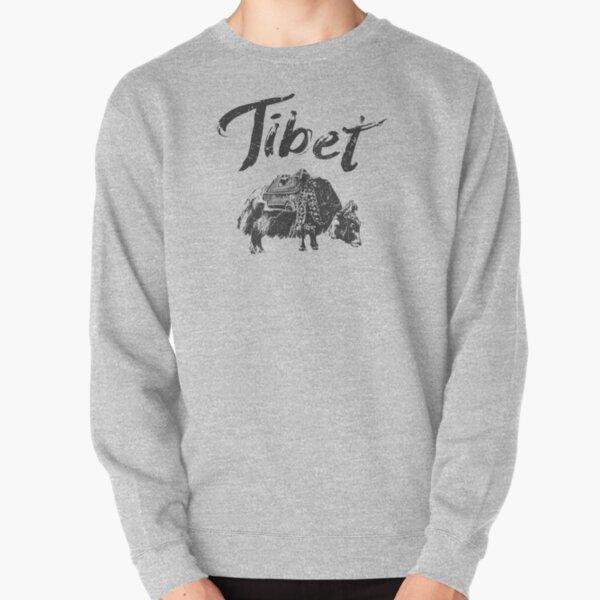 Tibet Yak Tibetan Pullover Sweatshirt