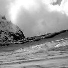 Glacier du Geant III by geophotographic