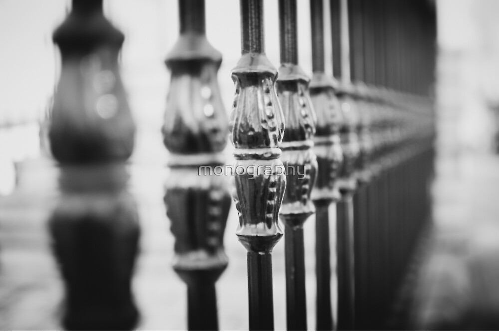 Fence by monography