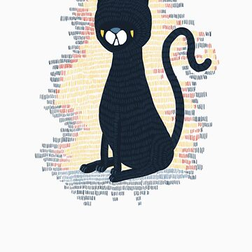 Cat by creativepanic