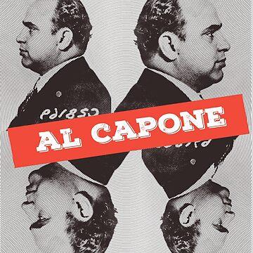 Al Capone by julcenei