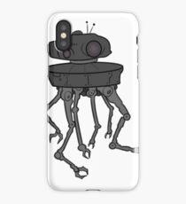 STARWARS - EMPIRE STRIKES BACK ROBOT iPhone Case/Skin