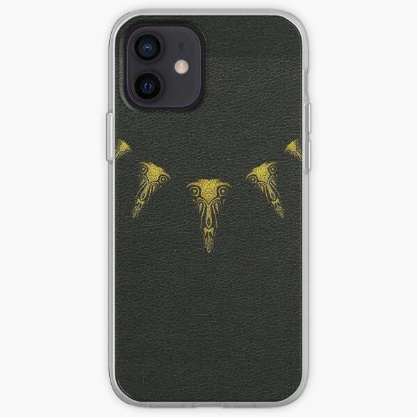 Wakanda Forever (Gold) iPhone Soft Case