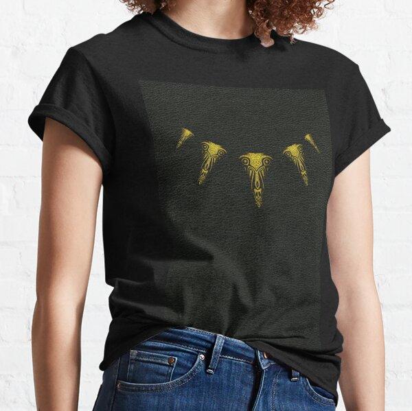 Wakanda Forever (Gold) Classic T-Shirt