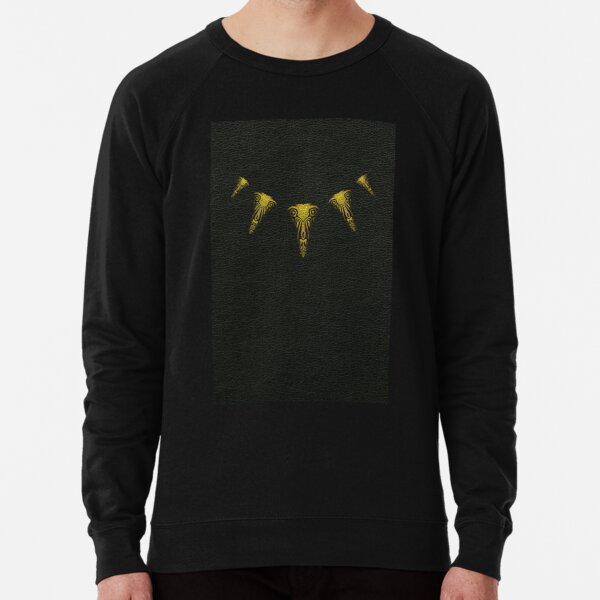 Wakanda Forever (Gold) Lightweight Sweatshirt