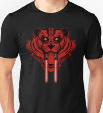 Dark Side Saber Toothed Tiger Unisex T-Shirt