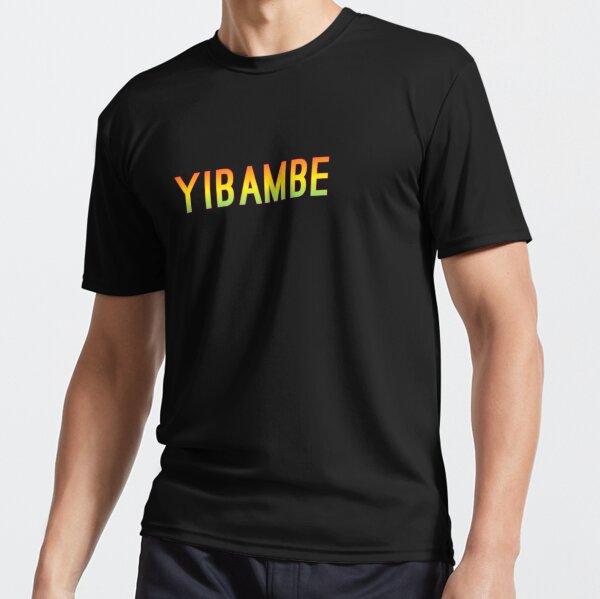 Yibambe Active T-Shirt