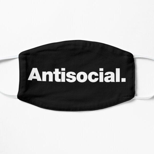 Antisocial Flat Mask