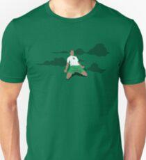 Robbie Brady through the Foggy Dew Unisex T-Shirt