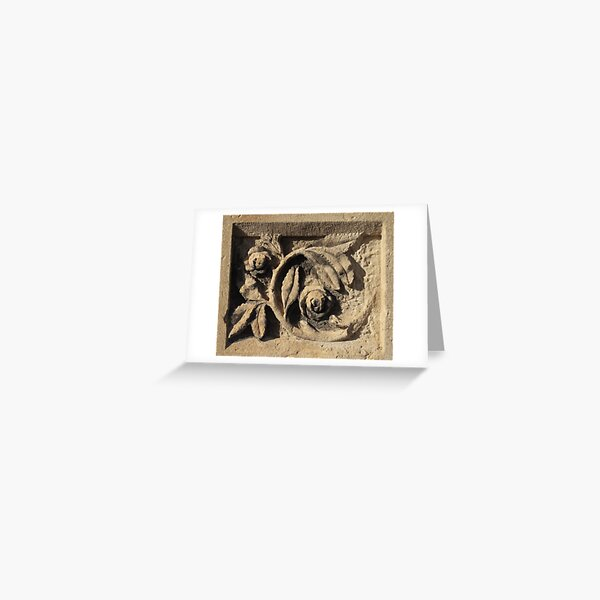 Stone roses Greeting Card