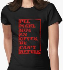 The Godfather - I'll Make Him An Offer He Can't Refuse T-Shirt