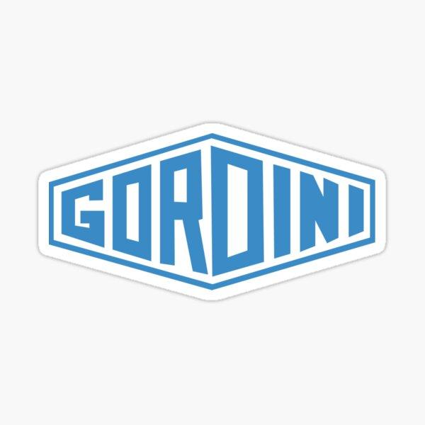 Gordini - Emblème traditionnel Sticker