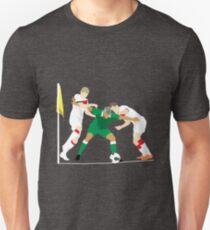 Camiseta ajustada Jonathan Walters: Guerrero irlandés