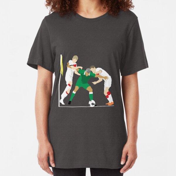 Ireland Heritage Irish Soccer Flag Colors Football Pride Team Juniors T-Shirt